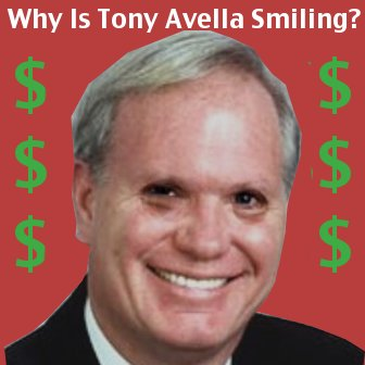 If you want to see the worst example of politician, you'll find Tony Avella: self-promoter extraordinaire.